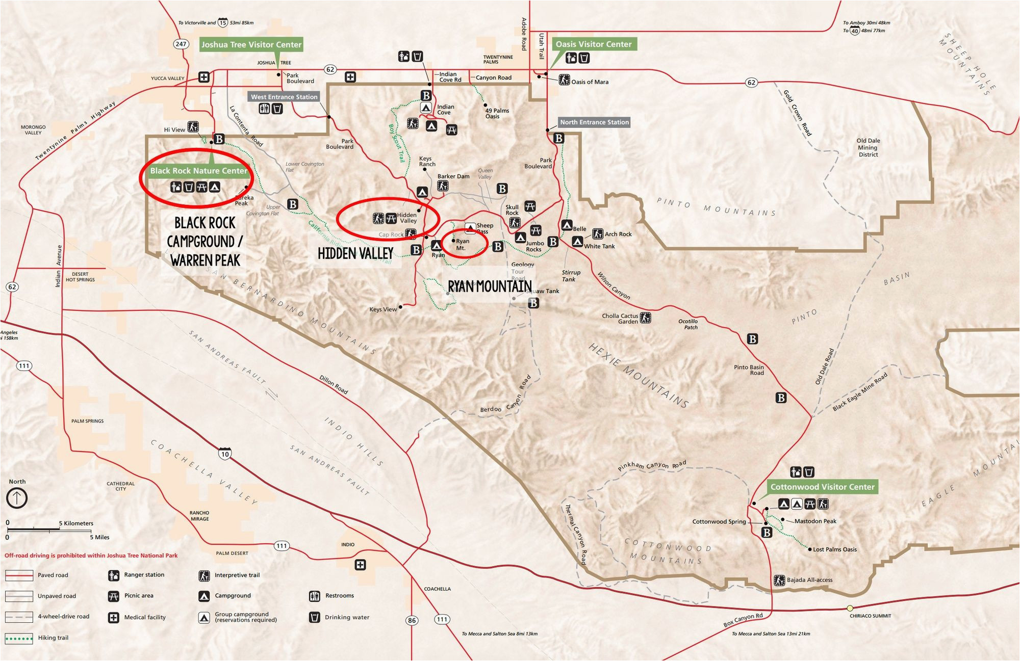 where is 29 palms california on the map reference twentynine palms