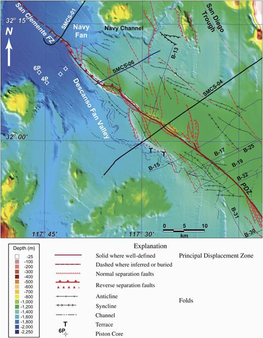 bends sedimentary basins and earthquake hazards tectonics of