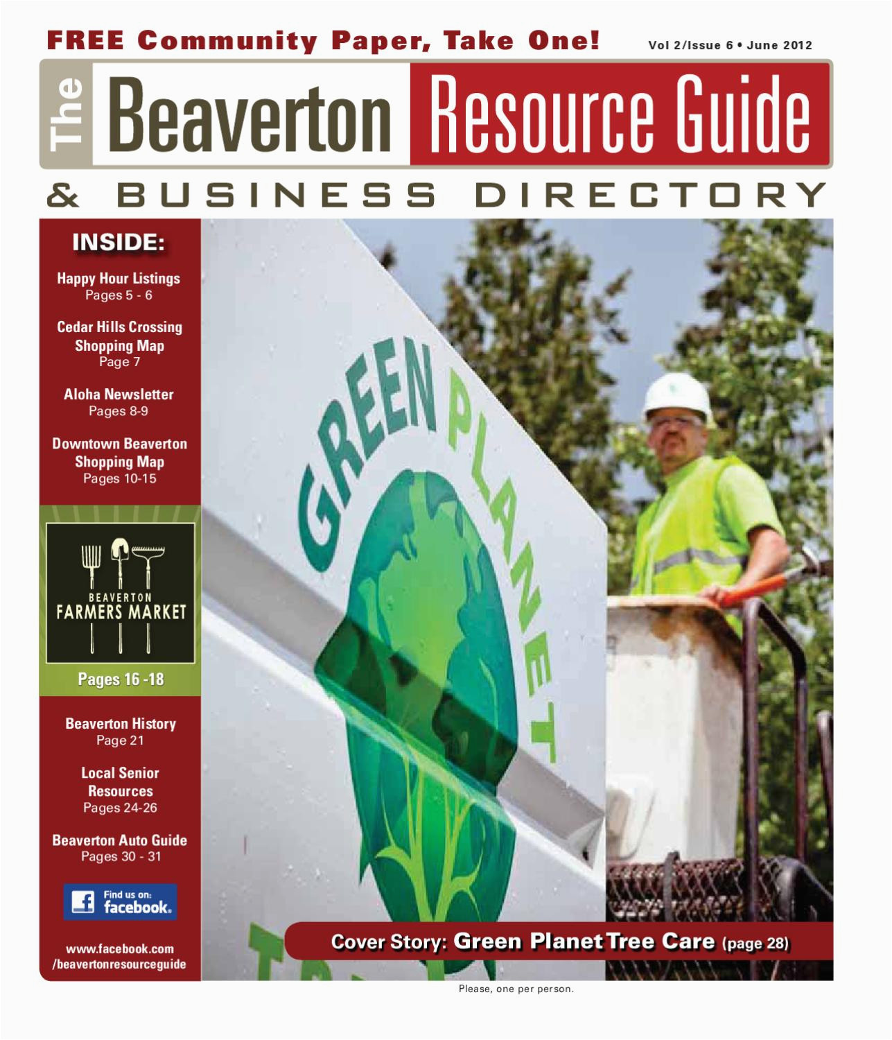 brg june 2012 by beaverton resource guide issuu