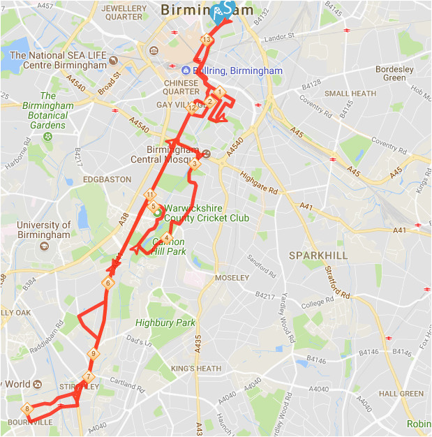 great birmingham run 2019 sun 13 oct book now at let s do this
