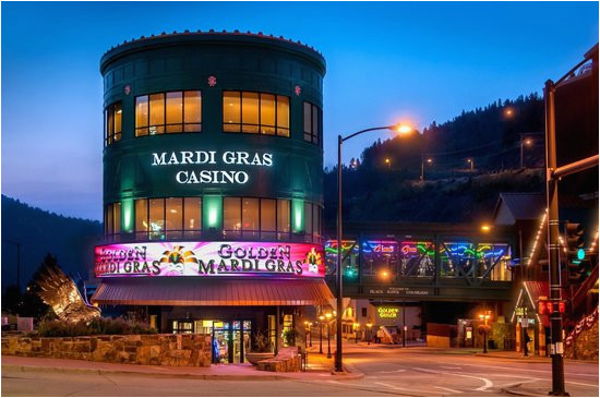 Blackhawk Colorado Casinos Map The Top 10 Things To Do Near