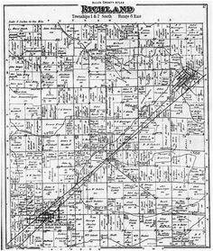 1880 map of beaverdam ohio bdelida jpg 534123 bytes richland