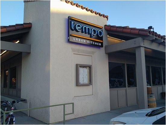 exterior of tempo urban kitchen in brea ca picture of tempo urban
