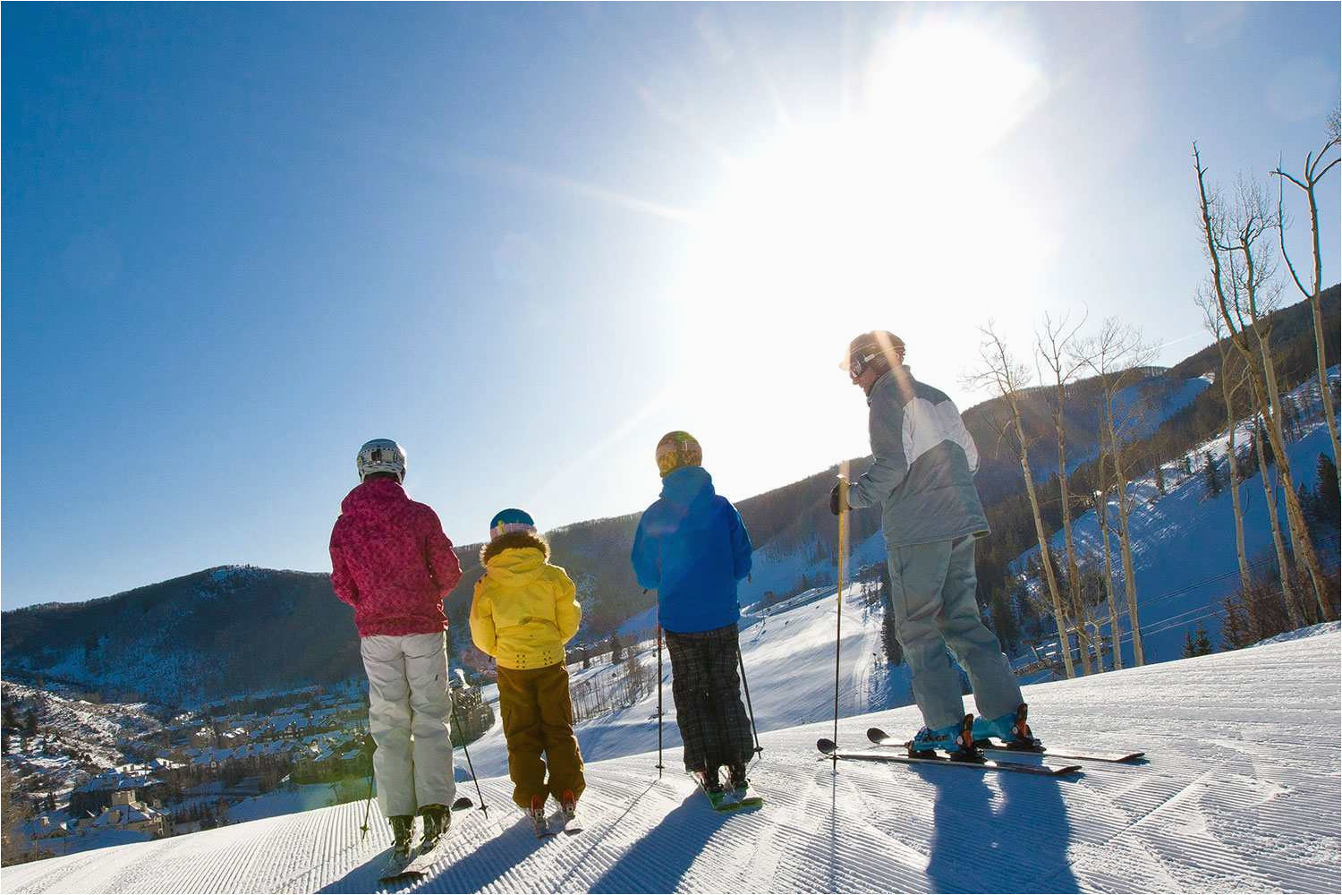 5 best colorado ski resorts for families