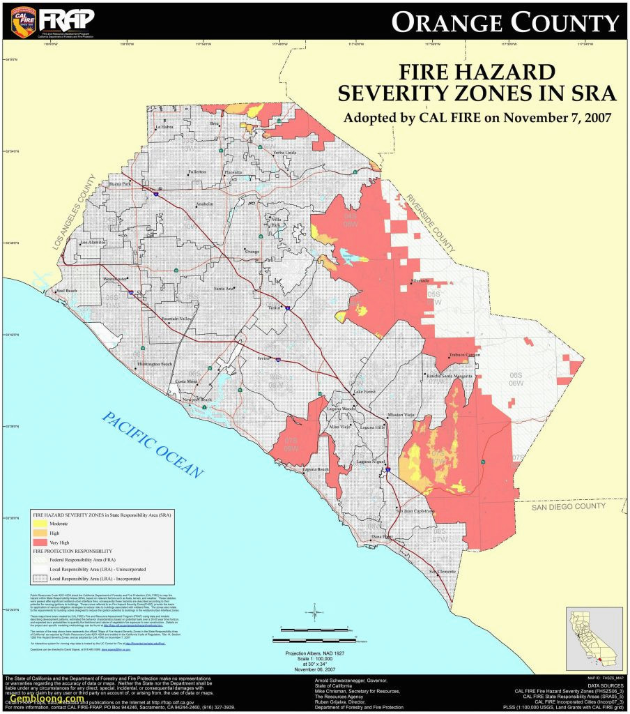 photograph regarding California Regions Map Printable named California 4 Locations Map United Claims Map In just Locations