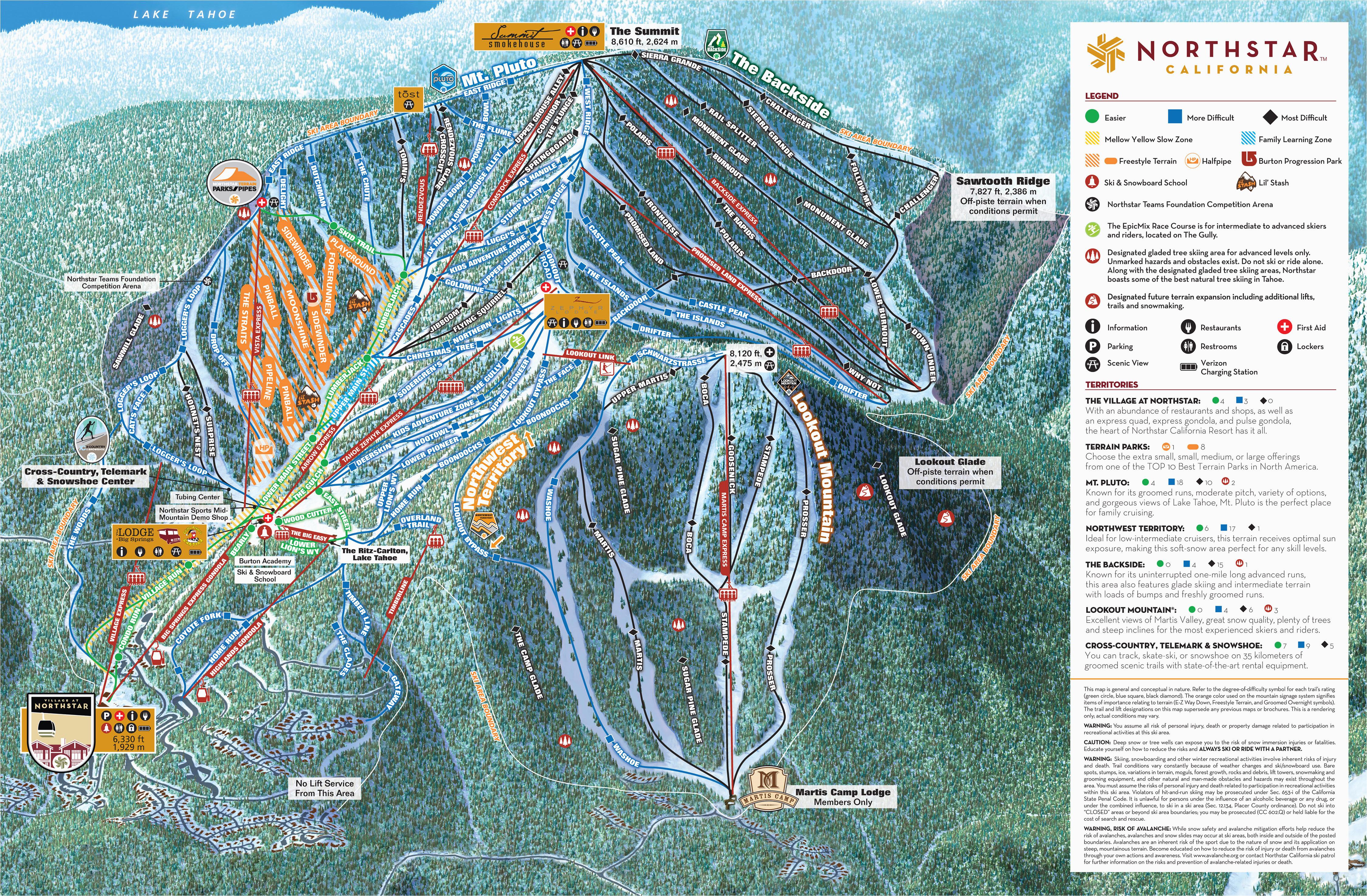 California Adventures Map California Adventure Land Map ...