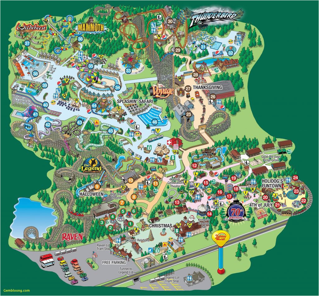 Map Of California Adventure California Adventures Map Map Of Disney California Adventure Park