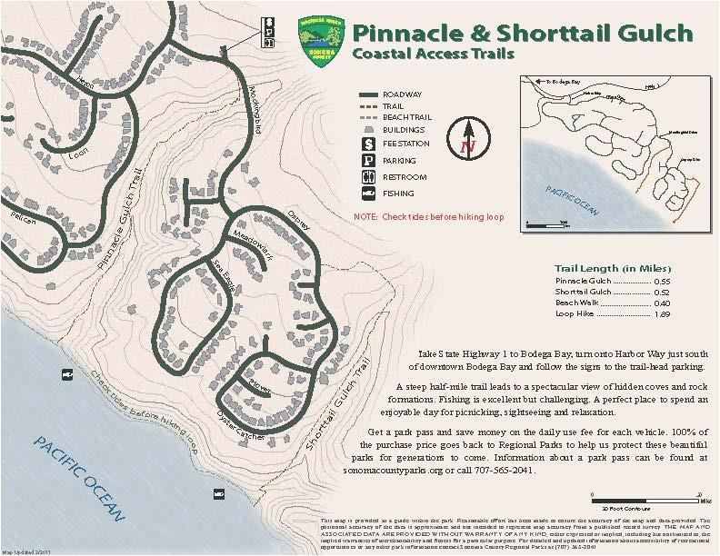 shorttail gulch coastal access trail