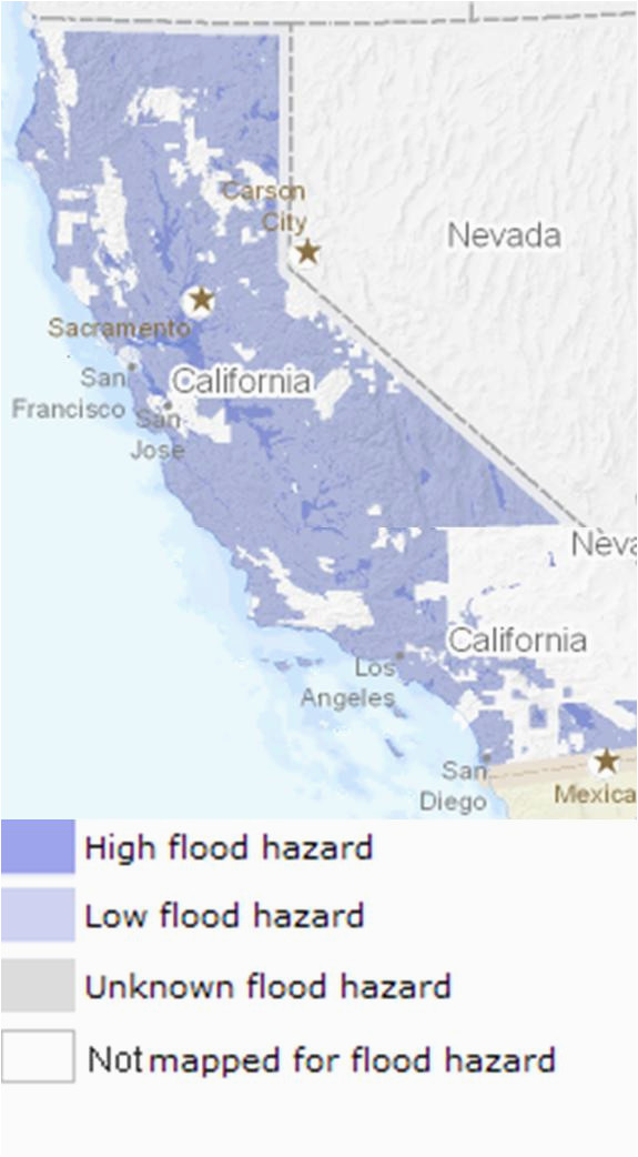 California Flood Maps | secretmuseum on