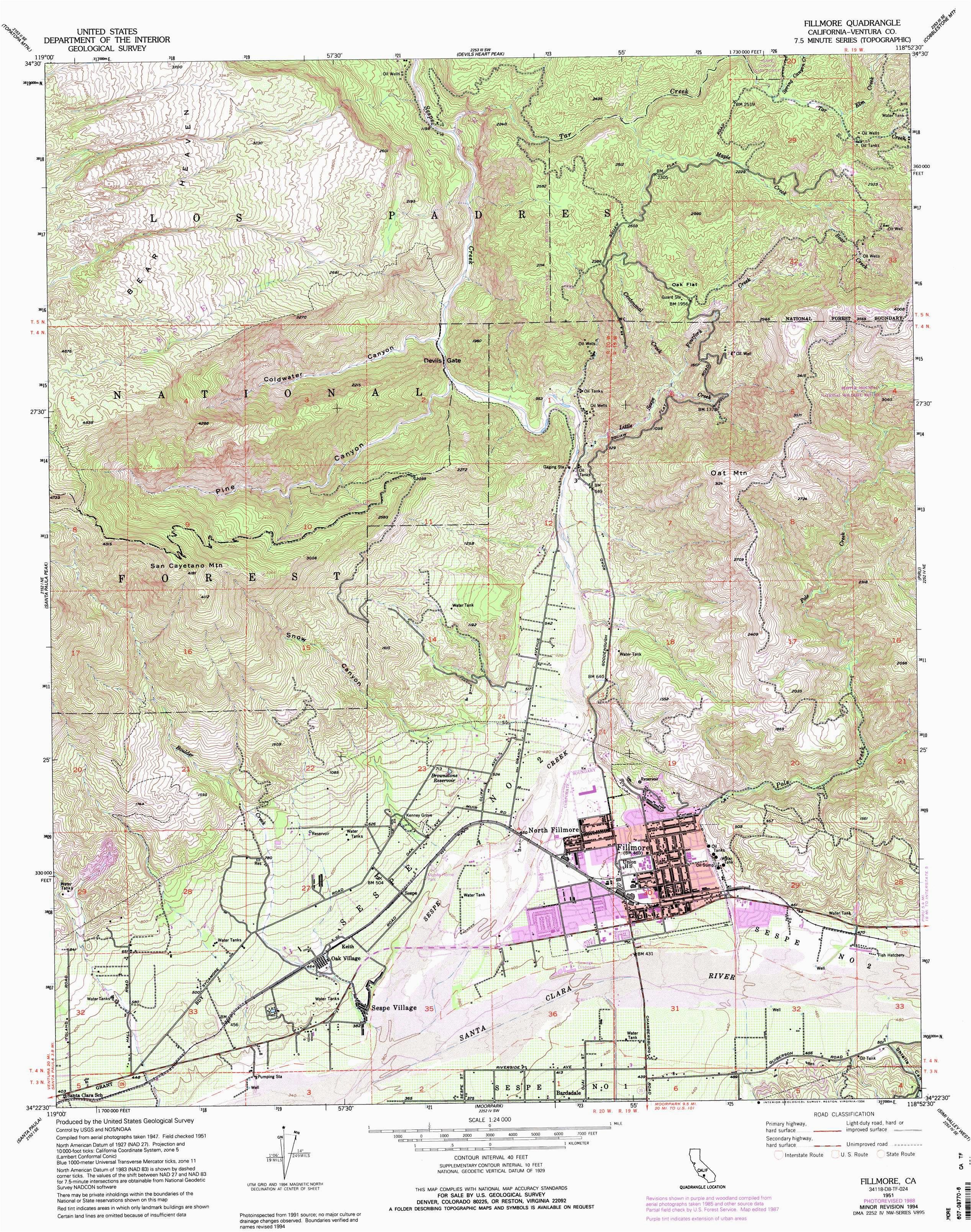 California Giant Redwoods Map | secretmuseum on