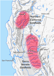 california gold rush wikipedia