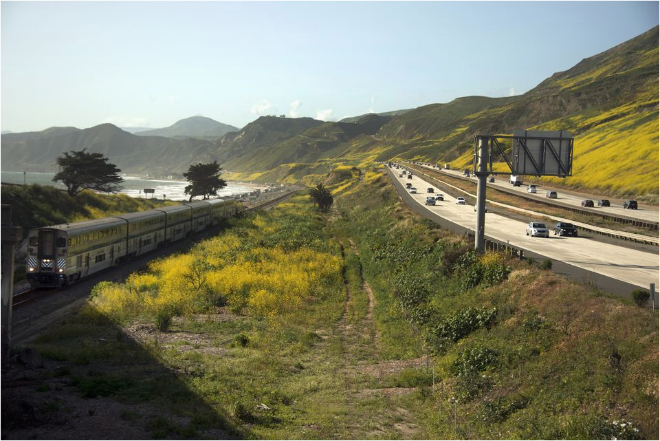 california highway 101 la to san francisco road trip