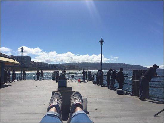 der pier ist wirklich schon und einen ausflug wert picture of