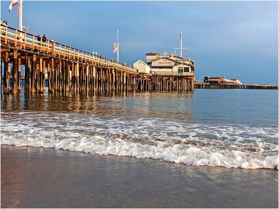 santa barbara pier picture of santa barbara california tripadvisor