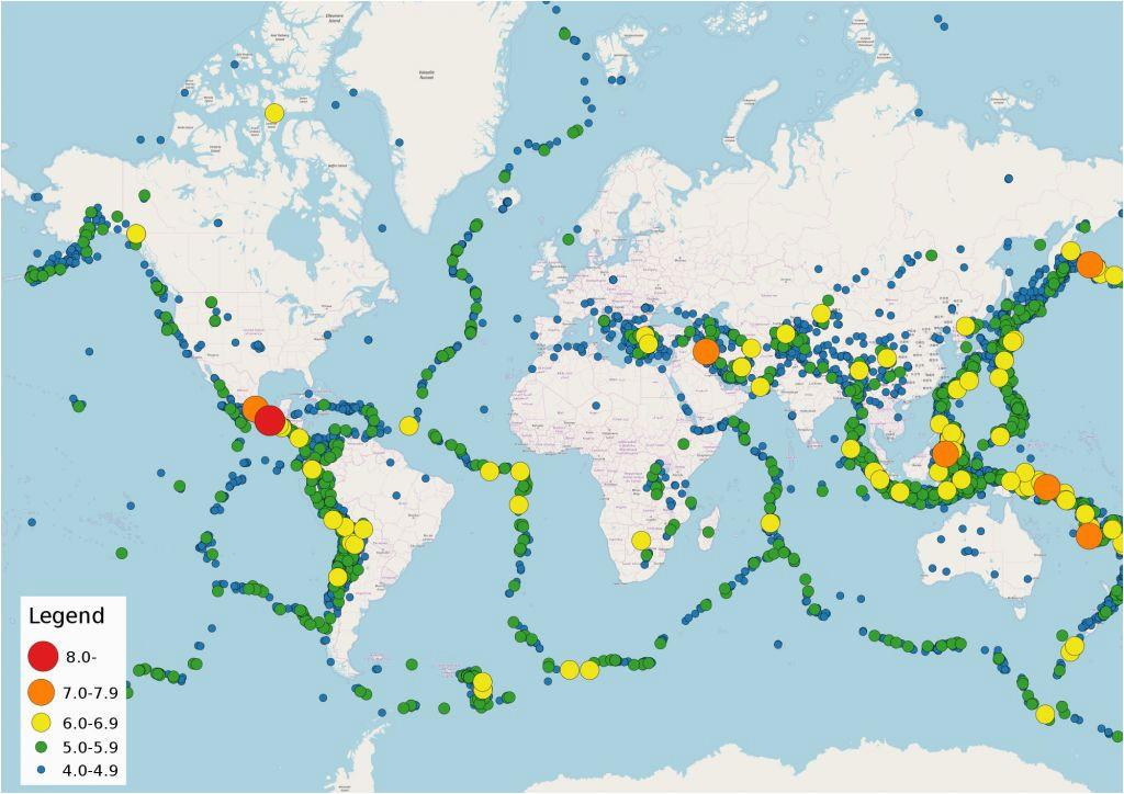 southern california earthquake map massivegroove com