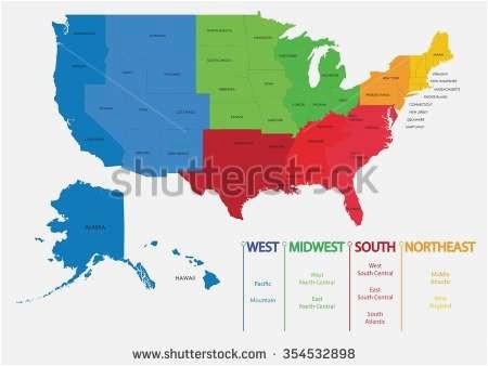 California Map Shutterstockcom.California Solar Map Fantastic Us Vector Map Template Vectors