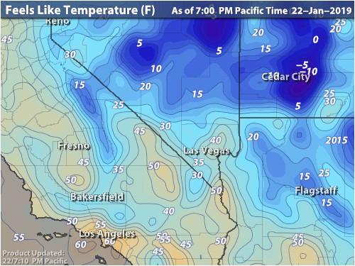 intellicast extreme temperatures in amboy california