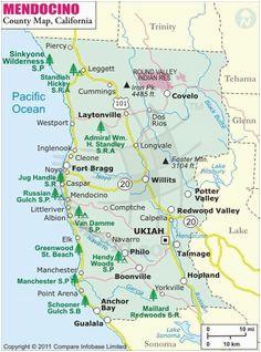 Camping Northern California Map Secretmuseum