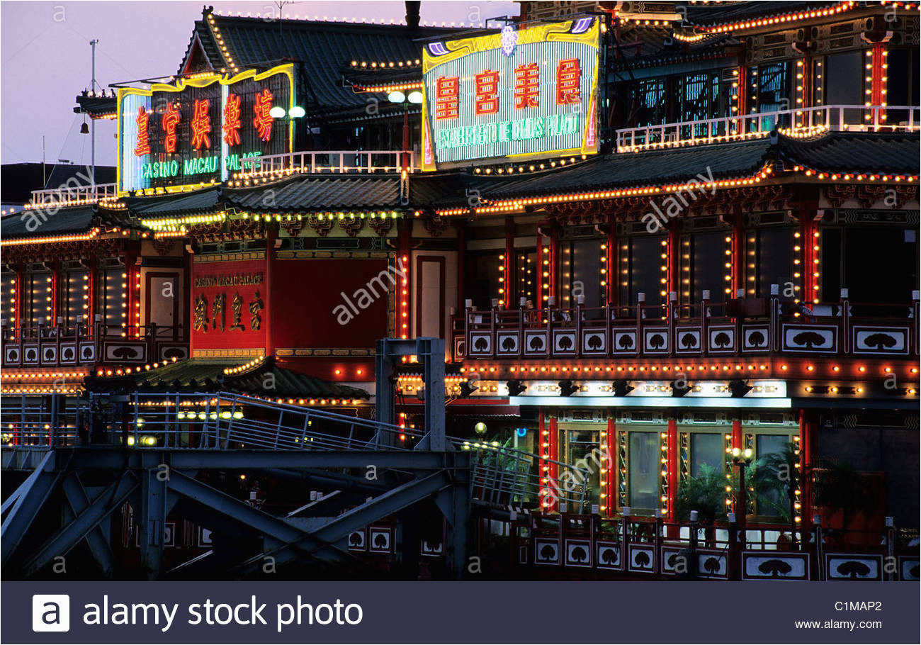 schwimmendes casino stockfotos schwimmendes casino bilder alamy