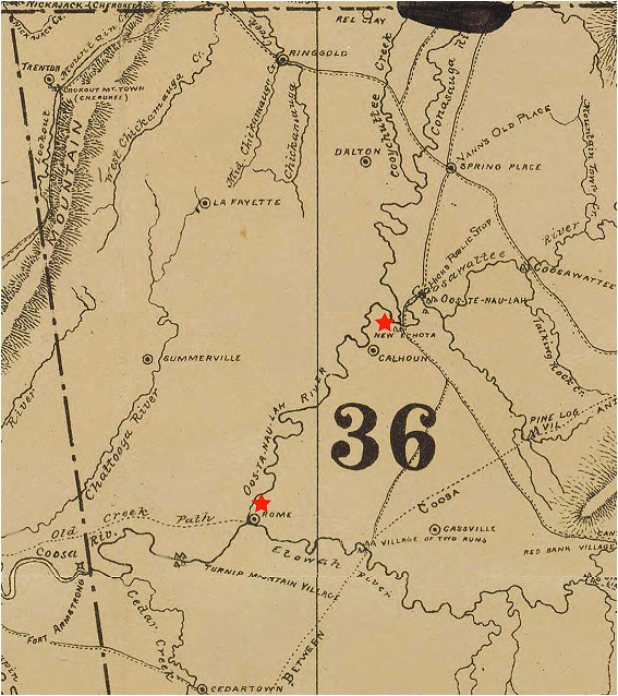 all roads led from rome facing the history of cherokee expulsion