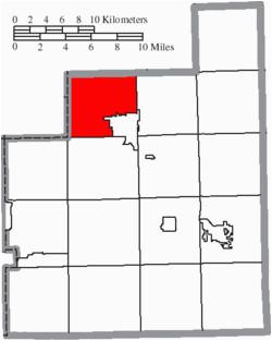 chardon township geauga county ohio wikivisually