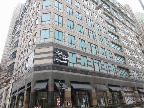 Chicago Michigan Avenue Hotels Map the top 10 Things to Do Near Omni on