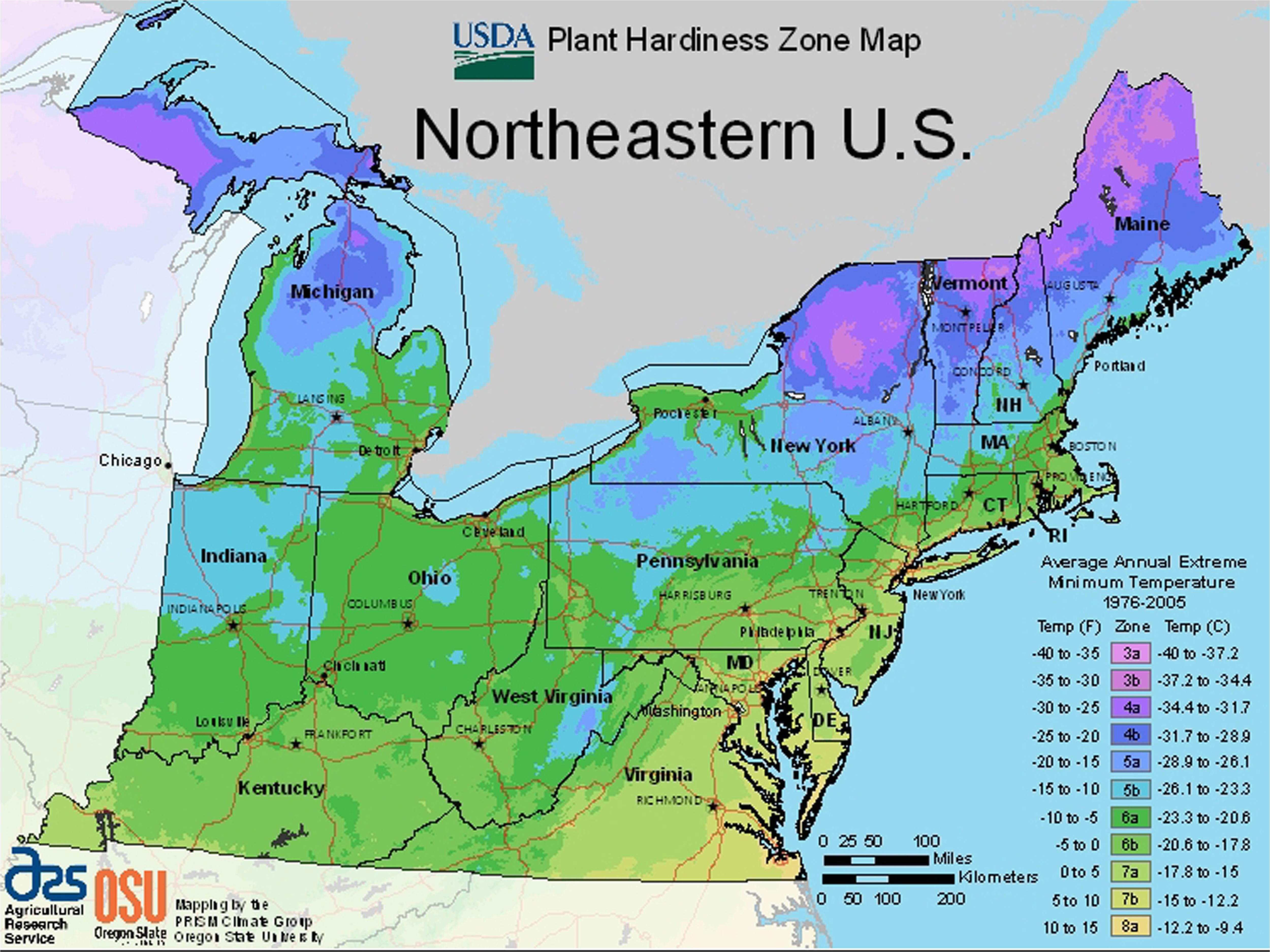 climate zone map united states inspirationa maps for growing zones