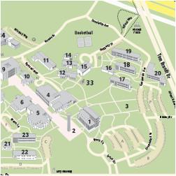 Colorado College Campus Map Colorado College Campus Map | secretmuseum