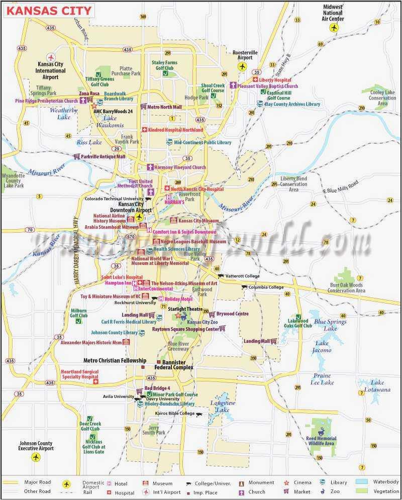 Colorado Colleges Map Kansas Highway Map Luxury Colorado ...