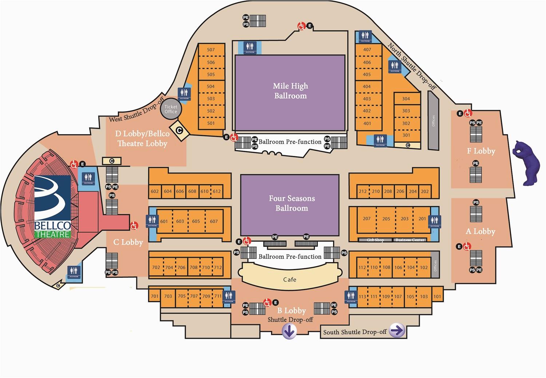 colorado convention center denver convention center