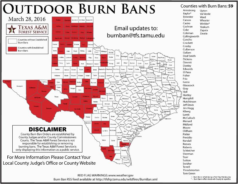 texas county burn ban map business ideas 2013
