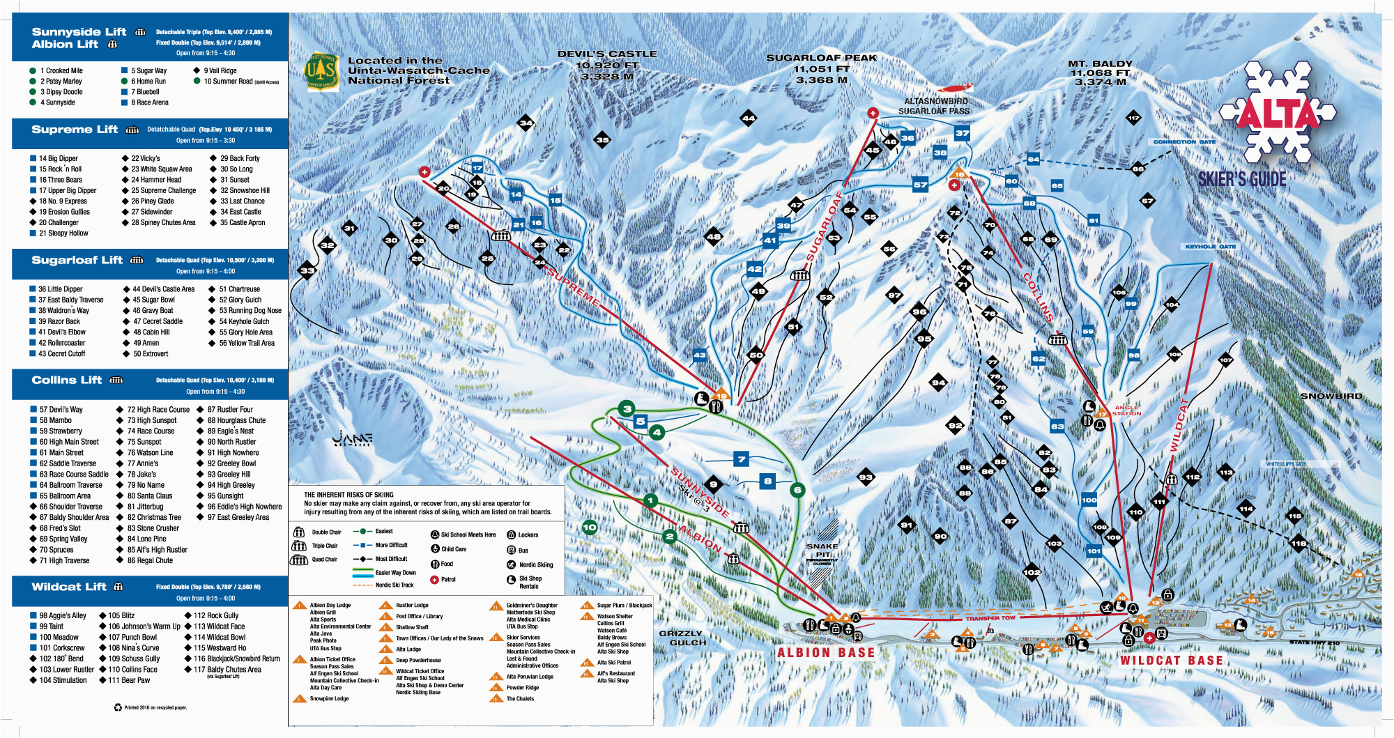 colorado ski areas map maps directions