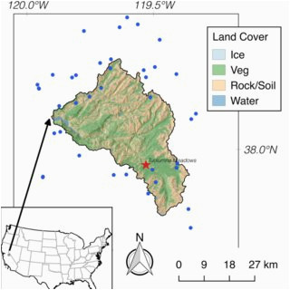 pdf estimating relationships between snow water equivalent snow