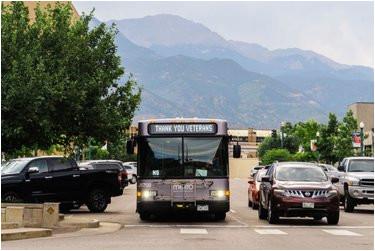 my next bus colorado springs