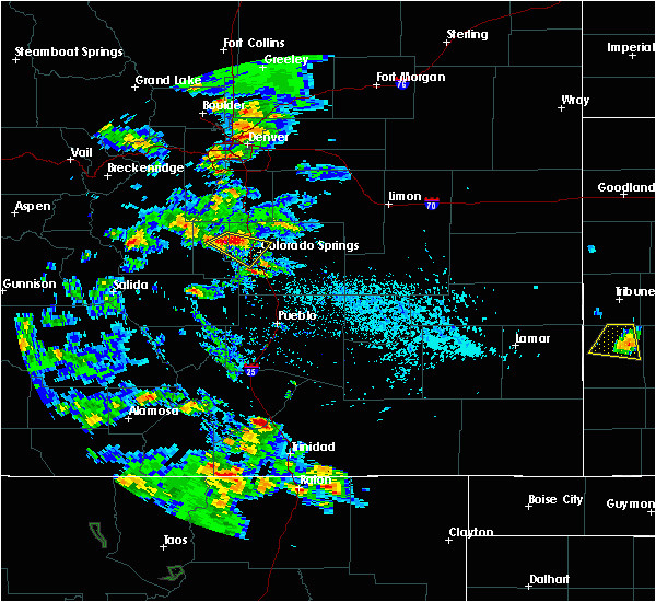 zip code colorado springs co best of interactive hail maps hail map