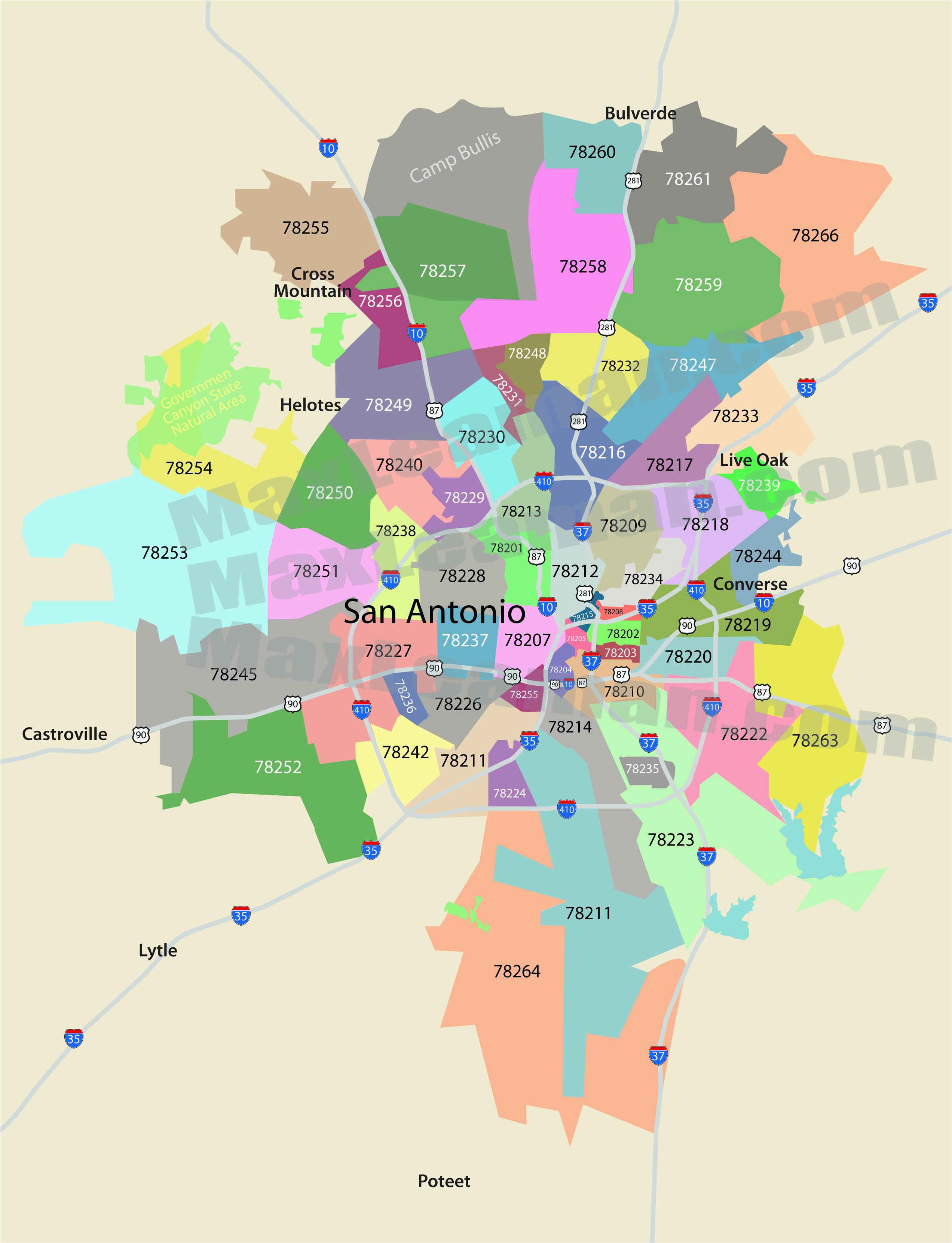 san antonio zip code map mortgage resources