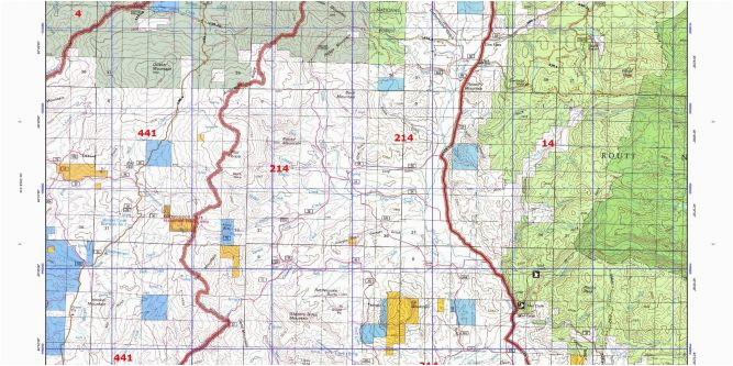 colorado topo maps maps directions