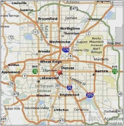 denver rail map new denver transportation maps directions