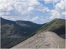 continental divide trail wikipedia