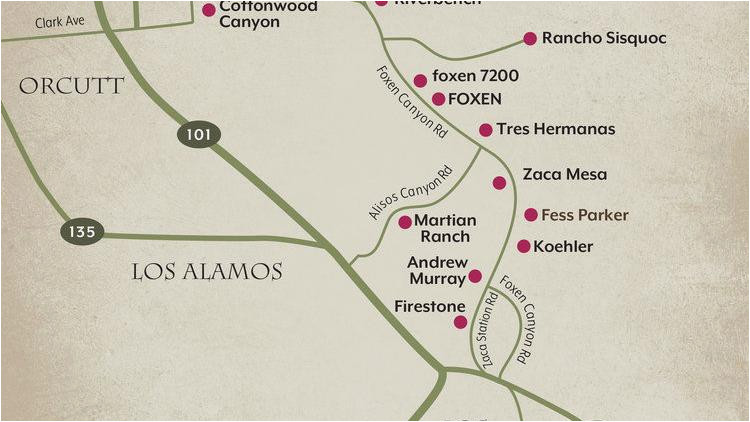 enjoy christmas on the foxen canyon wine trail this weekend