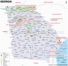 21 best state map usa images state map georgia usa us state map