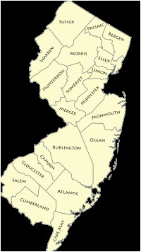 list of counties in new jersey wikipedia