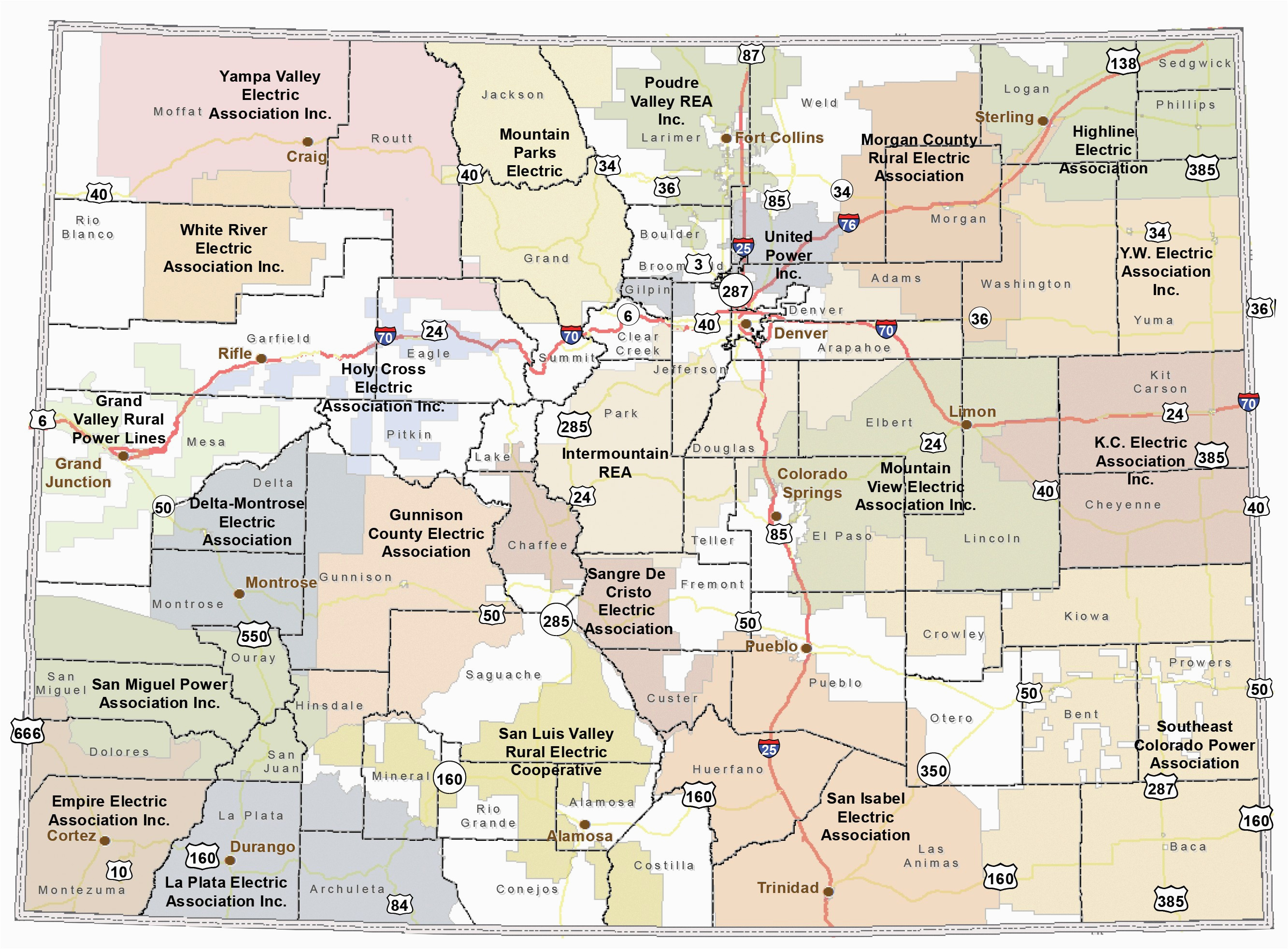 Elbert County Colorado Map Elbert County Colorado Map New Detailed on