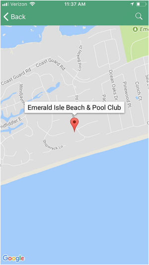 emerald isle nc on the app store