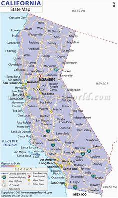 13 best california map images california california map maps