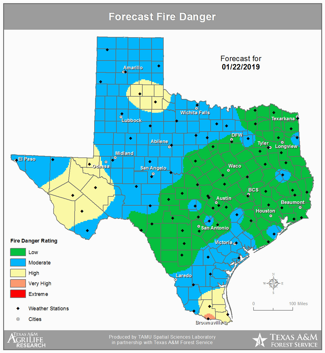 Fire Ban Map Colorado Texas Wildfires Map Wildfires In Texas