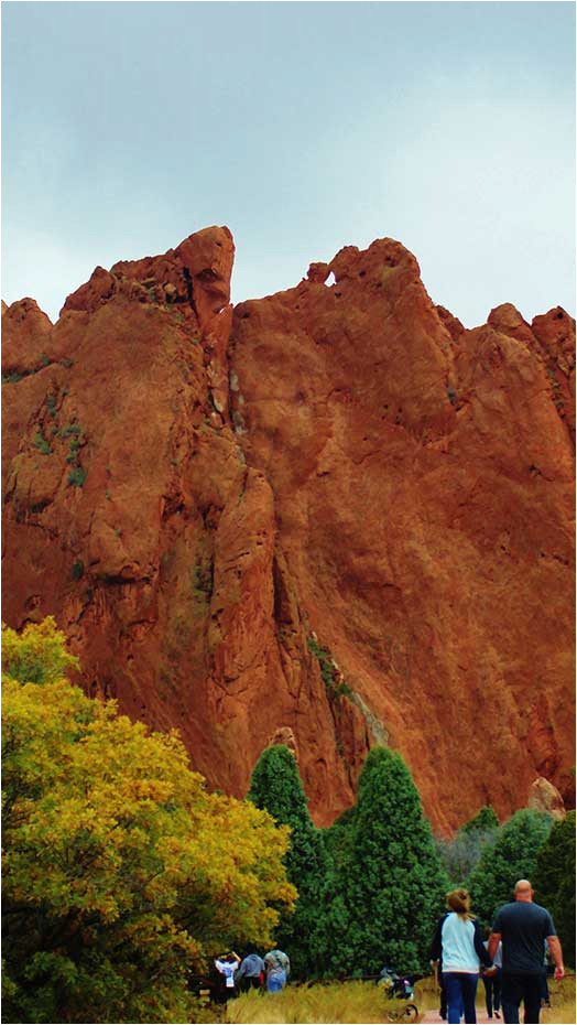 america s greatest public space garden of the gods visitor center