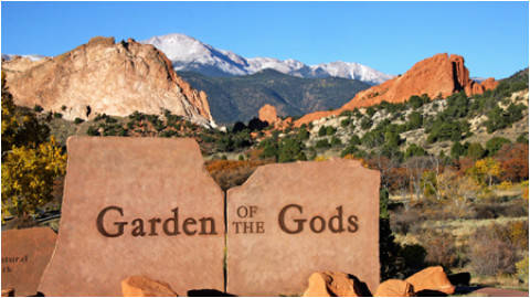 garden of the gods park visit colorado springs