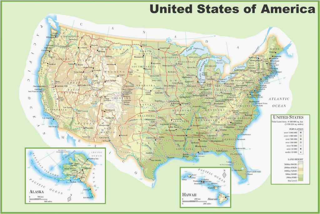 Geographic Map Of Georgia United States Physical Map Valid ...