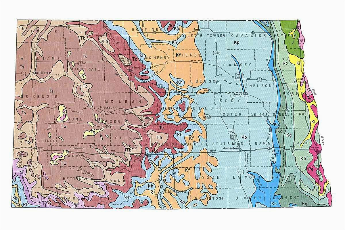 geologic maps of the 50 united states